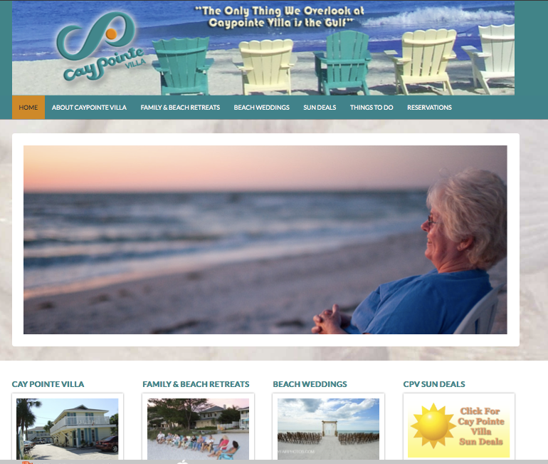 Cay Pointe Villa - Indian Rocks Beach, FL