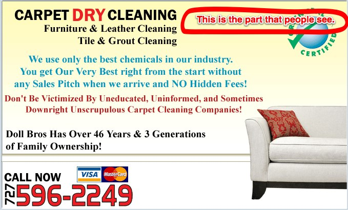 carpet cleaning florida