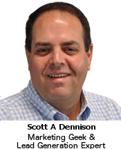 Scott A Dennison - lead generation services expert